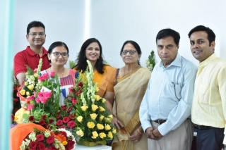 Inaugurated Asian Centre Indore by Dr Navin Tiwari, Neurologist from Indore - 60