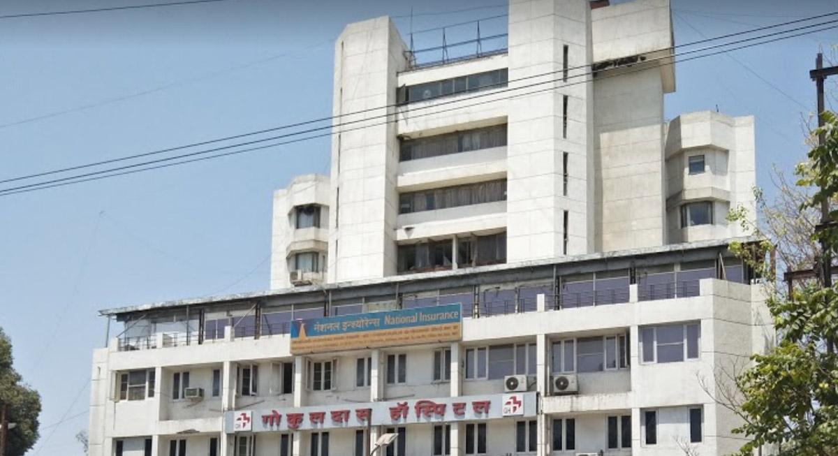Gokuldas Hospital, South Tukoganj, Indore