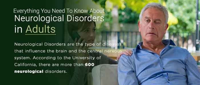Neurological Disorders in Adults